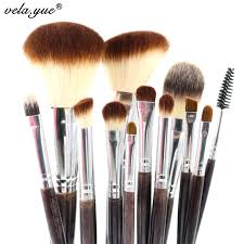 professional makeup brush set 12pcs