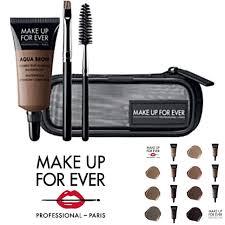 harga aqua brow kit makeup forever