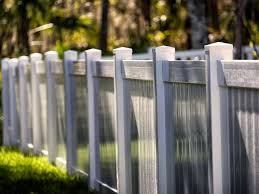 Vinyl Fence Installation East Aurora Erie County Buffalo Ny Kkr Fencing Outdoor Services Llc