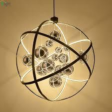 led pendant chandeliers lighting