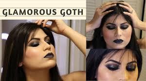 beauty black smokey eye makeup tutorial