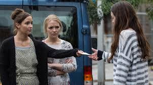 EastEnders' Lauren and Abi Branning ask Stacey Fowler for a huge favour -  but will she do it? | BT