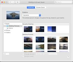 desktop picture on your mac