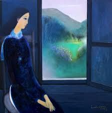 Blog Phạm Cao Hoàng: 2769. ĐINH TRƯỜNG CHINH Bức tranh thiếu nữ ...