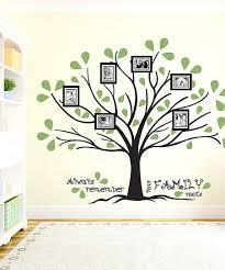 Black Olive Family Roots Frame Wall Decal Set I Love This Arboles En La Pared Decoracion De Interiores Decoracion De Unas