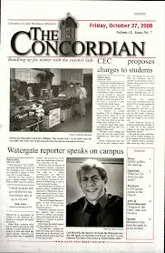 Page 1 - Concordia Student Newspaper ...