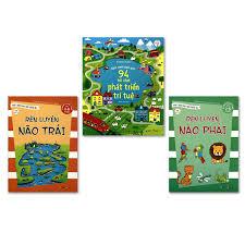 Sách Dành Cho Bé 2-6 Tuổi : Phát Triển Đại Não Thiên Tài + 94 Trò ...