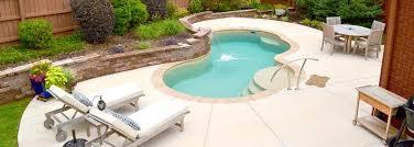 inground pools decatur fiberglass