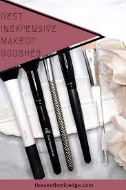 best inexpensive makeup brushes the