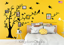 Family Tree Brown Decor Wall Stickers Art For Sale In Stock Ebay