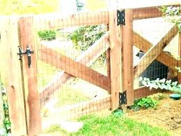 fence gate design picket fence gate