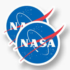 2x Nasa Sticker Vinyl Decal Logo Car Truck Laptop Window Astronaut Space Explore Ebay