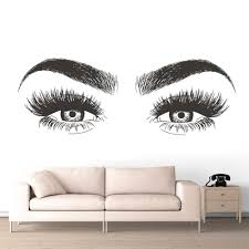 Discount Beauty Salon Wall Stickers Beauty Salon Wall Stickers 2020 On Sale At Dhgate Com