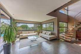 maison d architecte avec piscine et vue