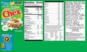 another gluten free chex cereal hits