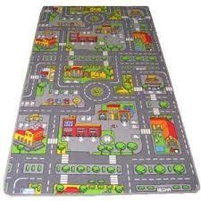 Kids Road Map Rugs Large Playmat Childrens Cars Rugs Boys Girls Playroom Bedroom Rug Road Rug Kids Rugs Map Rug