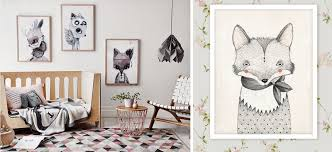 Designing A Foxy Kid S Room By Kids Interiors
