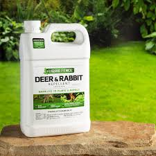 Amazon Com Liquid Fence Deer Rabbit Repellent Concentrate 1 Gallon Garden Outdoor