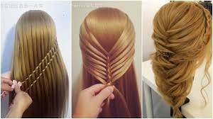 تسريحات للشعر الطويل بسيطة الحديث و البسيط في تسريحات الشعر