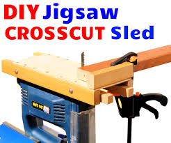 Diy Jigsaw Crosscut Sled Perfect Jigsaw Cuts Every Single Time 8 Steps With Pictures Instructables