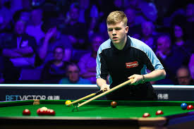 AARON HILL B - World Snooker