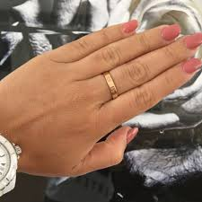 cartier love wedding band authenticity