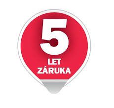 Image result for záruka 5let