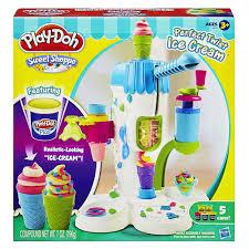 Bộ đồ chơi máy làm kem lý tưởng Play-Doh nhập khẩu 100% từ Mỹ