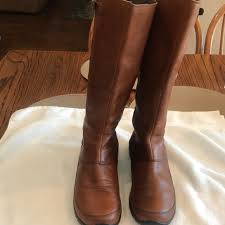 shoes womens leather boots size