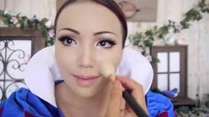 snow white makeup tutorial dope2111