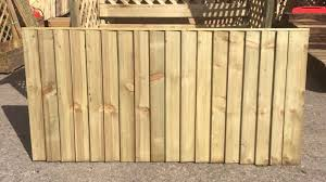 6ft X 3ft Featheredge Closeboard Fence Panel For Sale Ebay