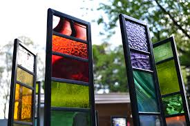 sarah hayhoe garden glass stained