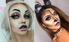 41 easy cat makeup ideas for halloween