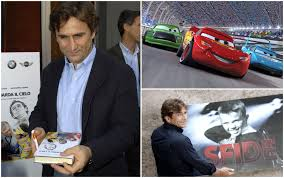 Alex Zanardi, dalla tv, fino ai libri e al cinema: le sue passioni ...