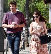 Emma Roberts & Husband Garrett Hedlund ...