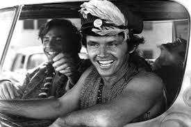 Young Jack Nicholson Riding in Car | Jack nicholson, Jack nicholson film,  Movie stars