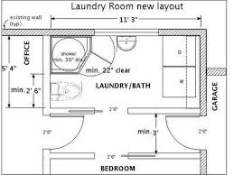 laundry bathroom combo layout google