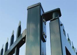 Tubular Steel Fence Design Customized Tubular Fencing For Sale