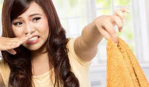 how to get urine smell out of clothes