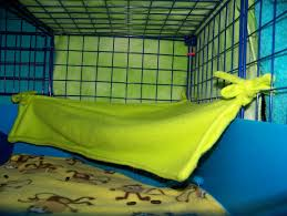 instructions how to make a corner hammock