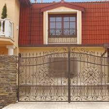 gates and fences artistic blacksmith