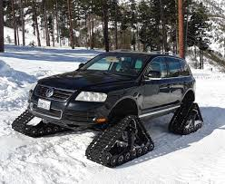 car truck suv rubber track system