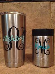 Yeti 20oz Or 30oz Tumbler Or Colster Decal Only These Decals Are Perfect For Your Yeti Tumbler Or Colster Or A Decals For Yeti Cups Yeti Cup Designs Cup Decal