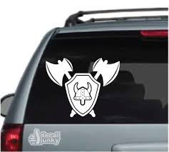 Viking Car Decals Stickers Decal Junky