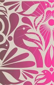 plum and pink design by kreme burke decor