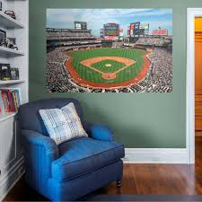 Fathead New York Mets Citi Field Stadium Mural Wall Decal Dick S Sporting Goods