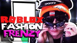 new clothes roblox fashion frenzy w