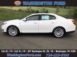 lincoln mks in uniontown pa