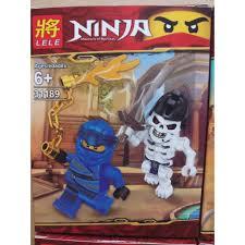 Đồ chơi lắp ráp lego ninja season phần 10 ninjago và xương và rắn ...