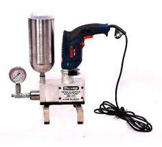 resin injection grout pumps injection